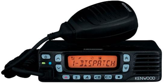 kenwood Rental Radio